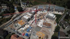 St-Legier Immeuble Ingenieur Riviera Bertholet Mathis